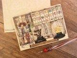 【ネコポスOK】 生みたて卵屋 2つ折りカード 薬用菌類