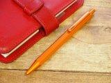 【ネコポスOK】 RHODIA/ロディア ScRipt Collection ボールペン オレンジ