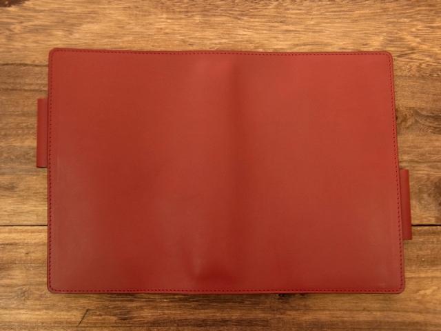 画像3: 【受注生産品】【ネコポスNG】 ジブン手帳mni専用カバー 旅屋オリジナル type T mini