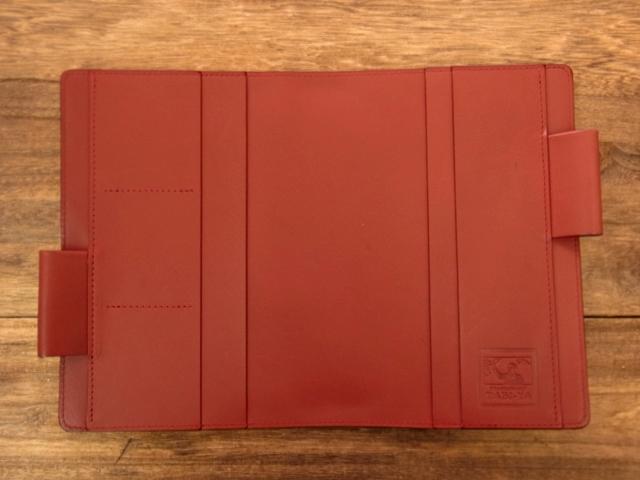 画像2: 【受注生産品】【ネコポスNG】 ジブン手帳mni専用カバー 旅屋オリジナル type T mini