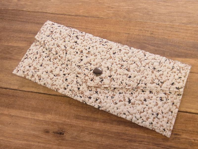 画像1: 【ネコポスOK】 Quaint Design/クイントデザイン GRAFICA DECORA ペンケース pebble beach