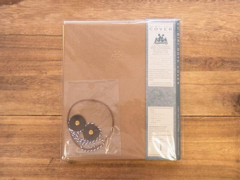 画像4: 【ネコポスOK】 RO-BIKI NOTE COVER/蝋引きノートカバー