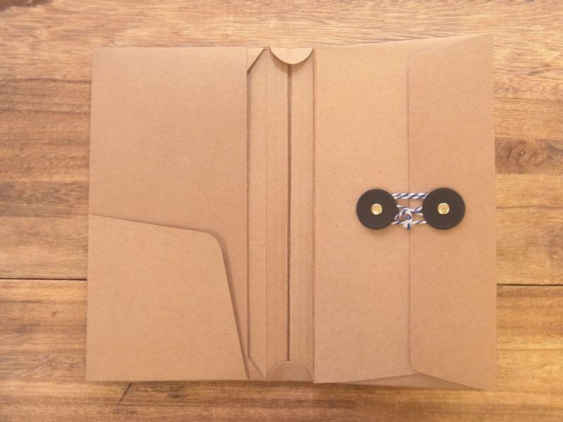 画像2: 【ネコポスOK】 RO-BIKI NOTE COVER/蝋引きノートカバー