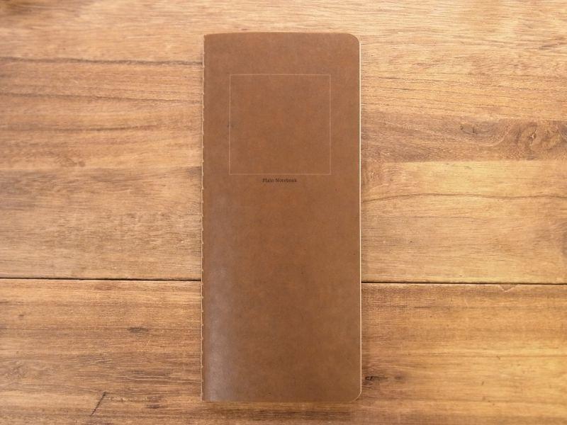 画像1: 【ネコポスOK】 RO-BIKI NOTE/蝋引きノート 無地