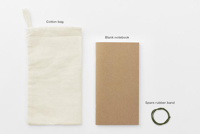 画像3: 【ネコポスOK】 TRAVELER'S notebook/トラベラーズノート オリーブエディション