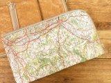 【ネコポスOK】 Quaint Design/クイントデザイン book page デパーチャー map-C