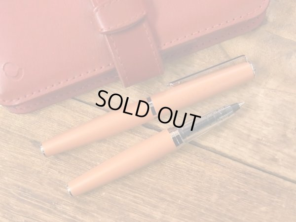 画像1: 【ネコポスOK】 J.HERBIN/エルバン カートリッジインク用ペン オレンジ