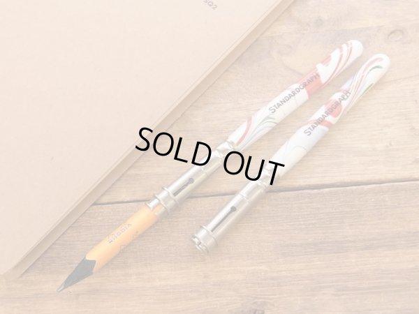 画像1: 【ネコポスOK】 ドイツ STANDARDGRAPH/スタンダードグラフ 鉛筆用補助軸 マーブル