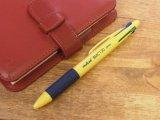 【ネコポスOK】 スペイン moLin 4色ボールペン