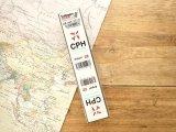 【ネコポスOK】 空港コードステッカー CPH/Copenhagen/コペンハーゲン国際空港/Denmark