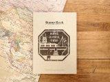 【ネコポスOK】 旅屋オリジナル Stamp Book/スタンプブック 船