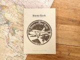 【ネコポスOK】 旅屋オリジナル Stamp Book/スタンプブック 飛行機
