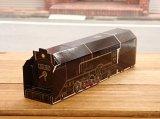 【ネコポスNG】 ジップバッグ D51 498号機 蒸気機関車 12枚入り