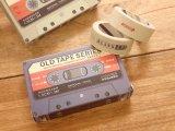 【ネコポスOK】 OLD TAPE SERIES 剥離タイプ紙テープ D