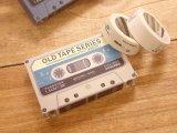【ネコポスOK】 OLD TAPE SERIES 剥離タイプ紙テープ B