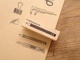【ネコポスOK】 I love stamp series 鉛筆