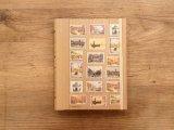 【ネコポス△】 オーストラリア トラベルジャーナルノート 切手