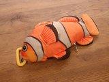【ネコポスNG】Caps Fish Eco Bag/フィッシュエコバッグ Kumanomi