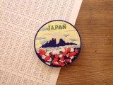【ネコポスOK】 ワッペン JAPAN B