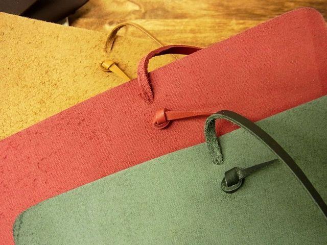 画像3: 【ネコポスOK】 旅屋本革製品 筆入れ