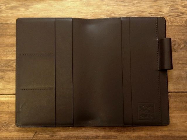 画像2: 【受注休止中】【ネコポスNG】 ジブン手帳mni専用カバー 旅屋オリジナル type H mini