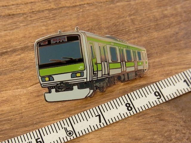 画像3: 【ネコポスOK】 ピンバッジ E231系 山手線