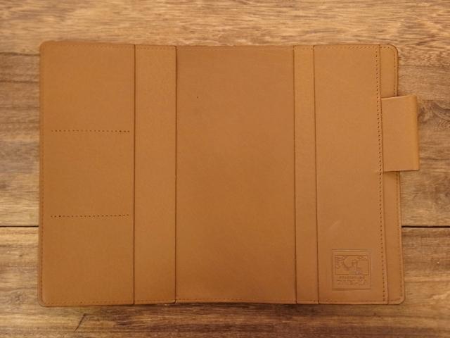 画像2: 【受注休止中】【ネコポスNG】 ジブン手帳mni専用カバー 旅屋オリジナル type N mini