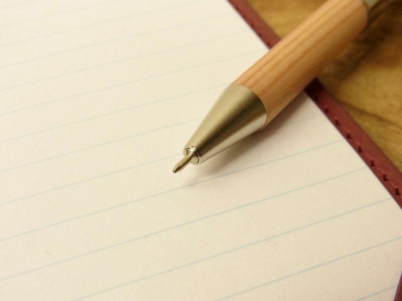 画像3: 【ネコポスOK】 BRASS/ブラス ボールペン