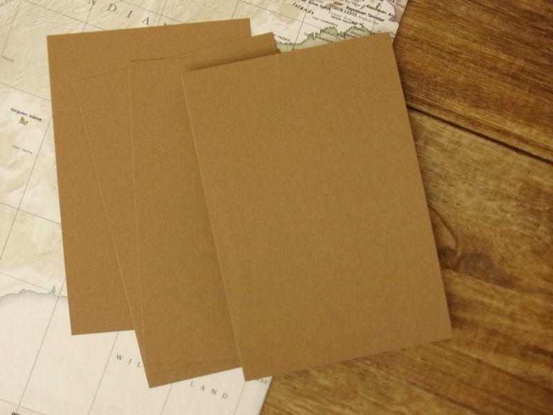 画像1: 【ネコポスOK】 旅屋オリジナル Paper Patch POST CARD 5枚セット