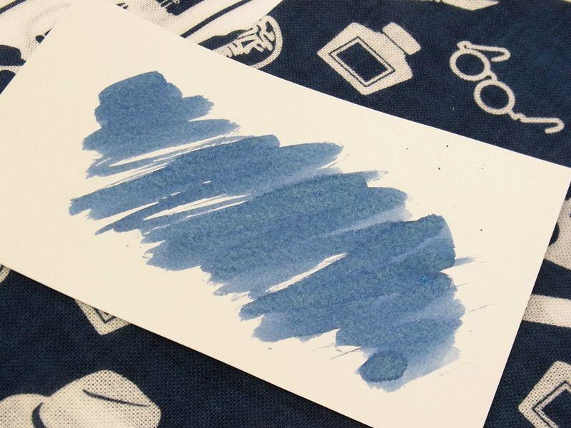画像3: 【ネコポスOK】 旅屋オリジナル てぬぐい 紺