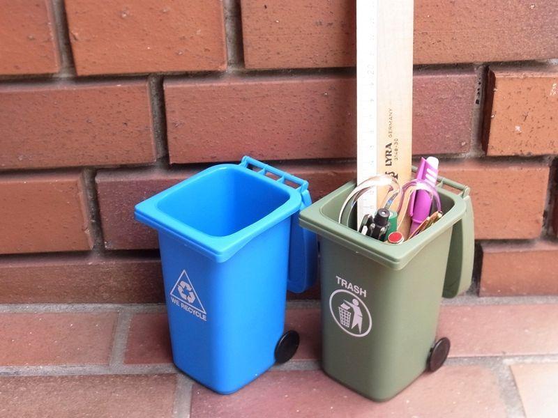 画像4: 【ネコポスNG】 リサイクル ミニボックス ペン立て