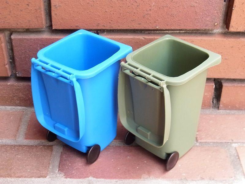 画像3: 【ネコポスNG】 リサイクル ミニボックス ペン立て