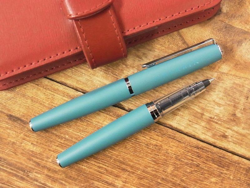 画像1: 【ネコポスOK】 J.HERBIN/エルバン カートリッジインク用ペン ブルー