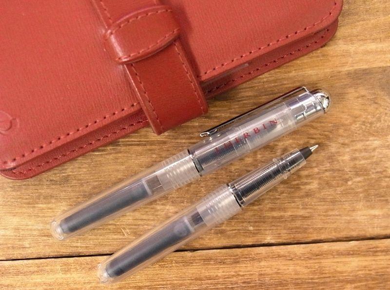 画像1: 【ネコポスOK】 J.HERBIN/エルバン カートリッジインク用ペン