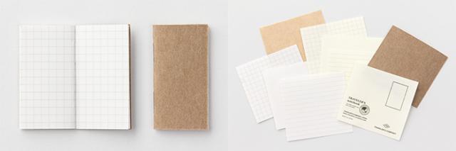 画像4: 【ネコポスNG】 TRAVELER'S notebook/トラベラーズノート ミニ 10周年缶セット 茶