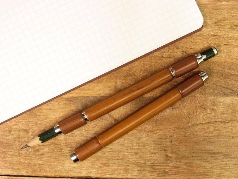画像5: 【ネコポスOK】 木製補助軸 ツイン
