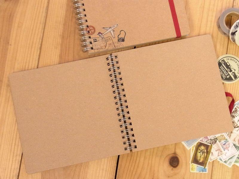 画像3: 【ネコポスOK】 SCRAP BOOK/スクラップブック Fun trip