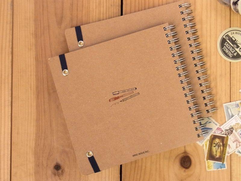 画像2: 【ネコポスOK】 SCRAP BOOK/スクラップブック Best stationery
