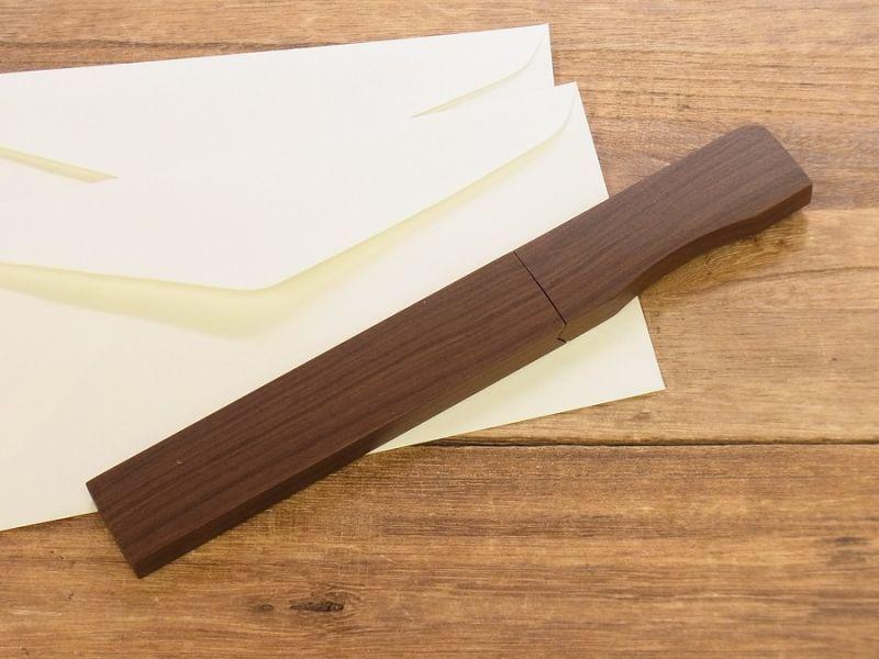 画像3: 【デッドストック】【ネコポスOK】 コロンビア ARTECMA 木製レターオープナー