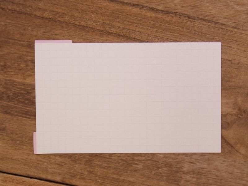 画像3: 【ネコポスOK】 kamiterior 紙製ジョッター memottala/メモッタラ 情報カード インデックス