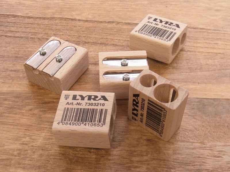 画像1: 【ネコポスOK】 ドイツ LYRA/リラ 鉛筆削り