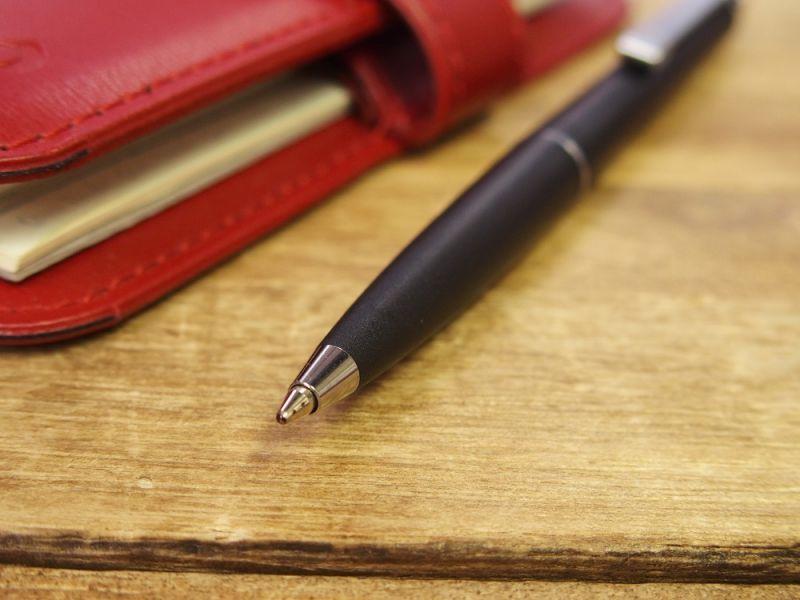 画像3: 【デットストック】【ネコポスOK】 西ドイツ rambold/ランボルド ノック式ボールペン ブラック