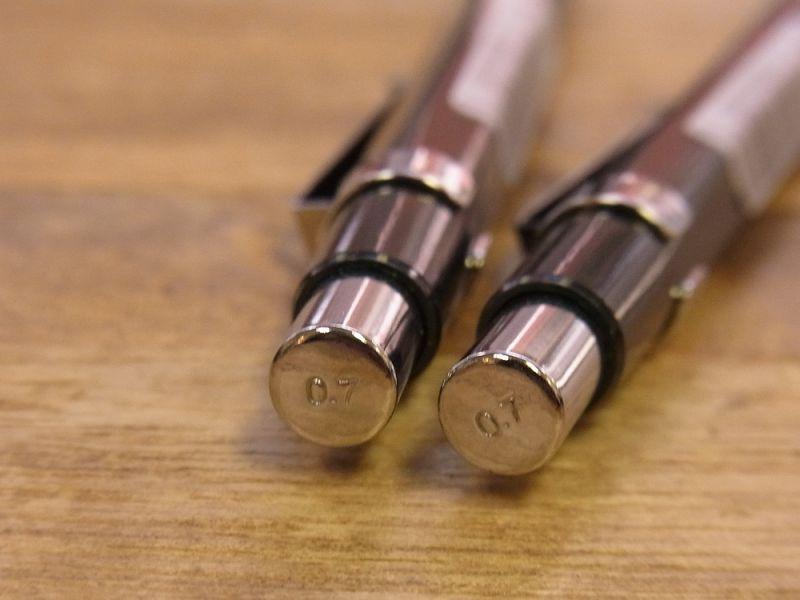 画像4: 【ネコポスOK】 ドイツ FABER-CASTELL/ファーバーカステル 製図用シャープペン 0.7mm