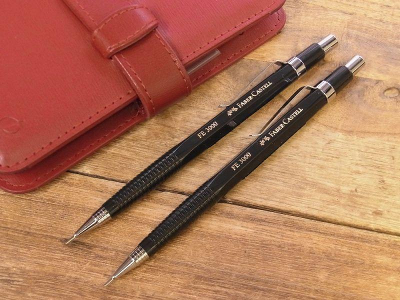 画像1: 【ネコポスOK】 ドイツ FABER-CASTELL/ファーバーカステル 製図用シャープペン 0.7mm