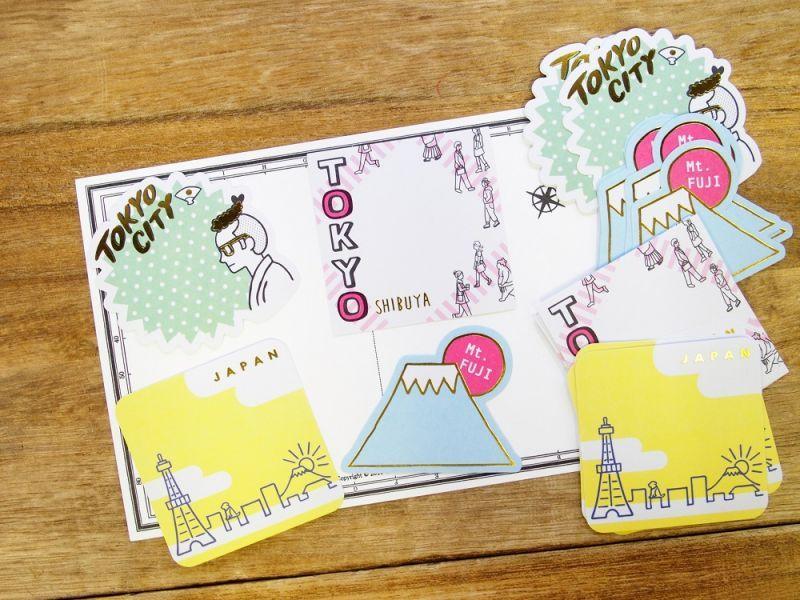 画像2: 【ネコポスOK】 Photo Life ステッカー Tokyo/トウキョウ