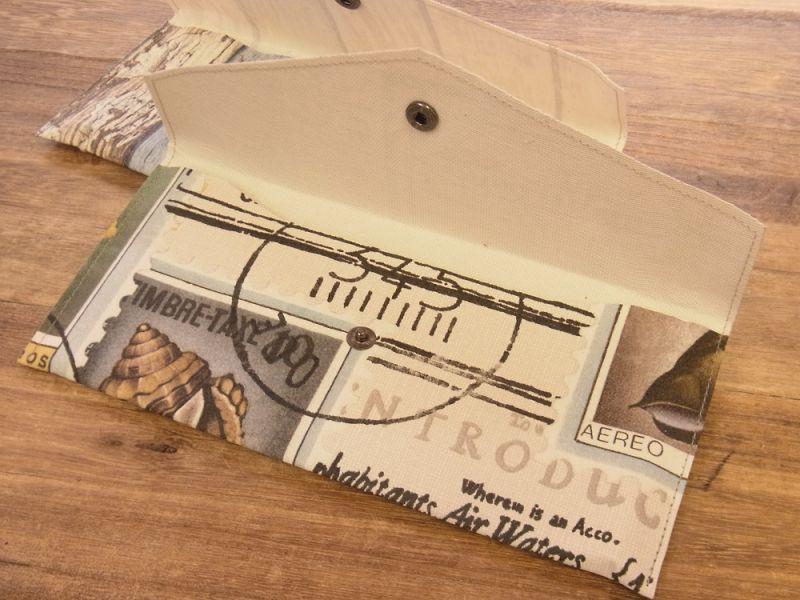 画像3: 【ネコポスOK】 Quaint Design/クイントデザイン GRAFICA DECORA ペンケース pebble beach