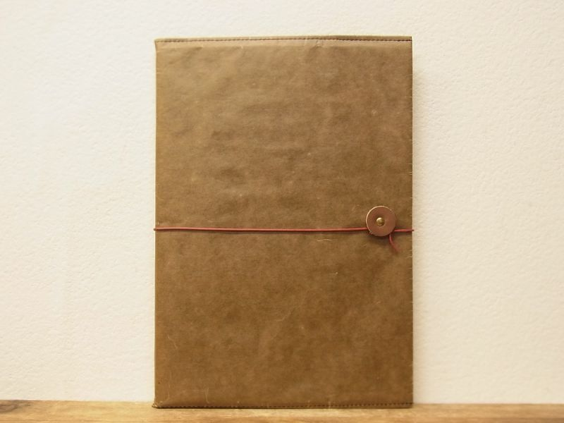 画像1: 【ネコポスOK】 Quaint Design/クイントデザイン 竹紙ノート B5 方眼