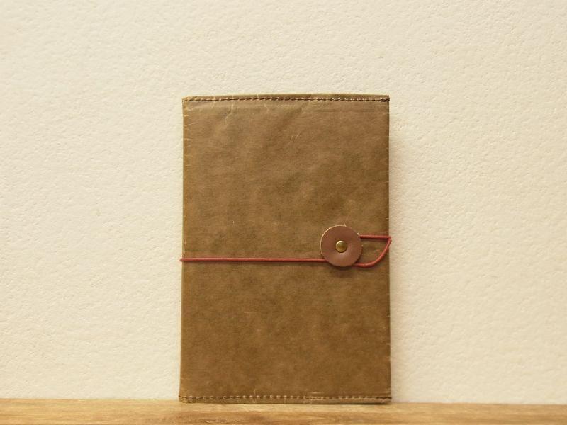 画像1: 【ネコポスOK】 Quaint Design/クイントデザイン 竹紙ノート A6 方眼