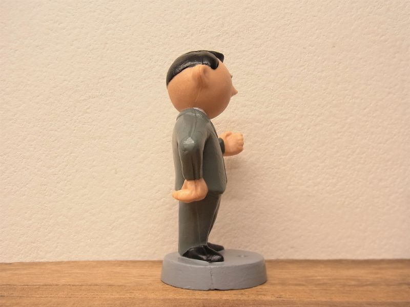 画像5: 【ネコポスNG】 ドイツ ALFI社 紳士ペンスタンド グレー