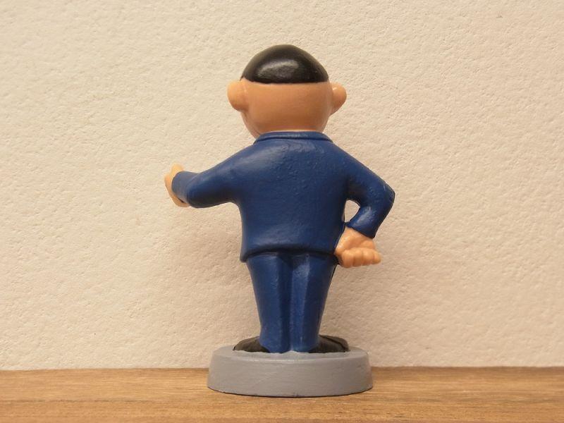 画像4: 【ネコポスNG】 ドイツ ALFI社 紳士ペンスタンド ネイビー